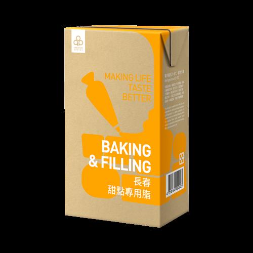 黃長春混合性鮮奶油1L-冷藏