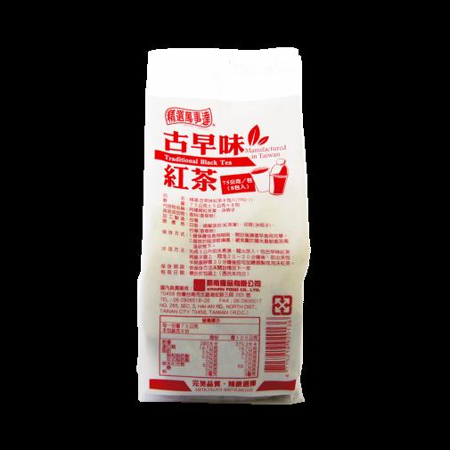 精選萬事達.古早味紅茶-1斤(TR2-1)