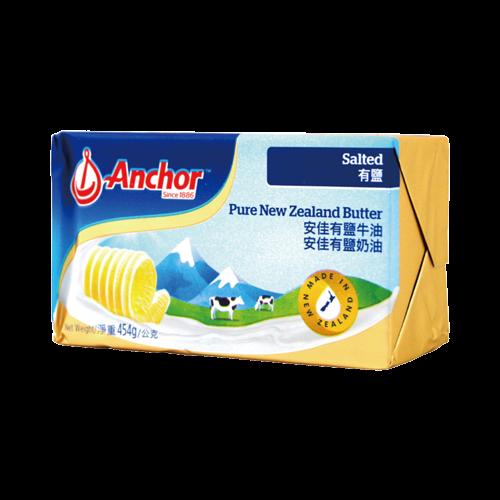 春賞箱購優惠-安佳奶油塊(有鹽)454g-冷藏
