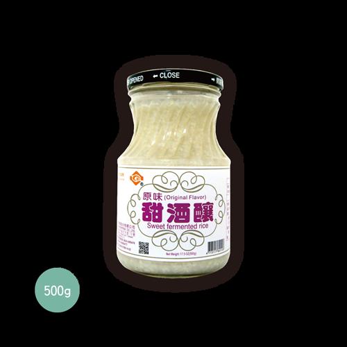 [慶元宵]原味甜酒釀(常溫)500g