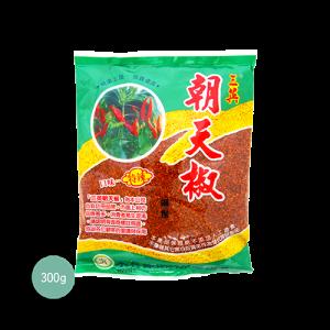 朝天椒辣椒粉(中粗)300g