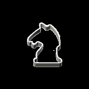 三能 SN3569馬型鋁合金圈