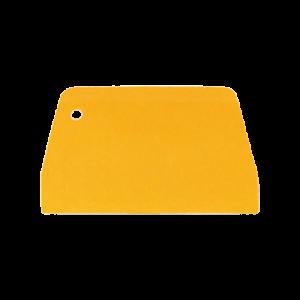 三能 SN4053軟質PE塑膠刮板(黃)