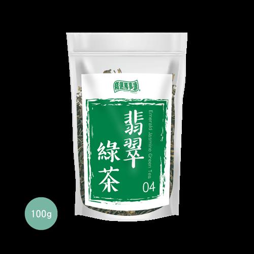精選.翡翠綠茶TG8