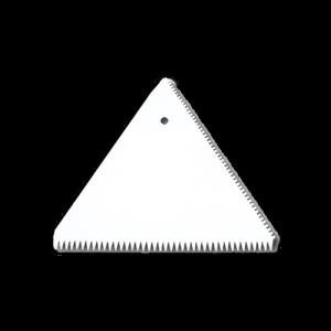 三能 SN4083塑膠三角齒刮板(大)