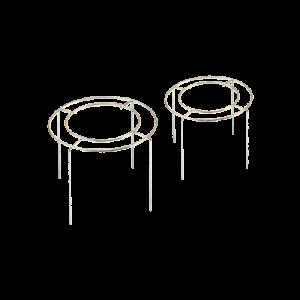三能 SN4194-小白鐵蛋糕叉