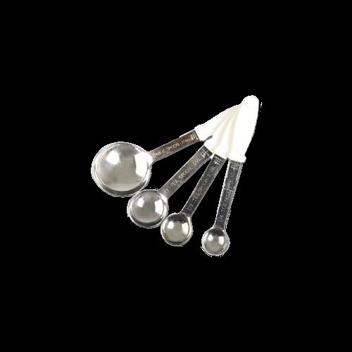 三能 SN4693-四入白鐵量匙