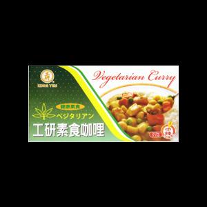 工研咖哩塊(健康素食)220g
