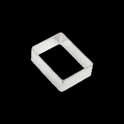三能 SN33733白鐵長方鳳梨圈10入