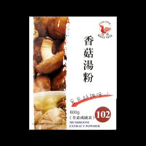 飛馬香菇湯粉600g-102號