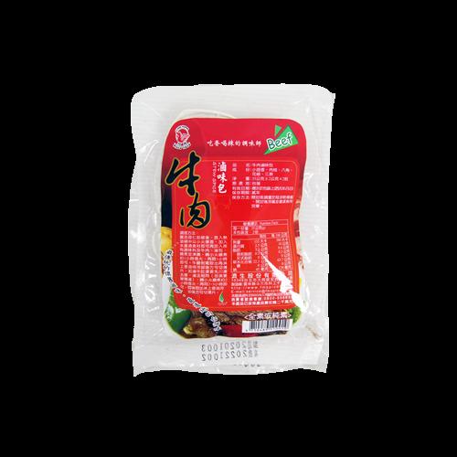飛馬牛肉滷味包35g(2入)