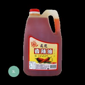飛龍辣椒油3L