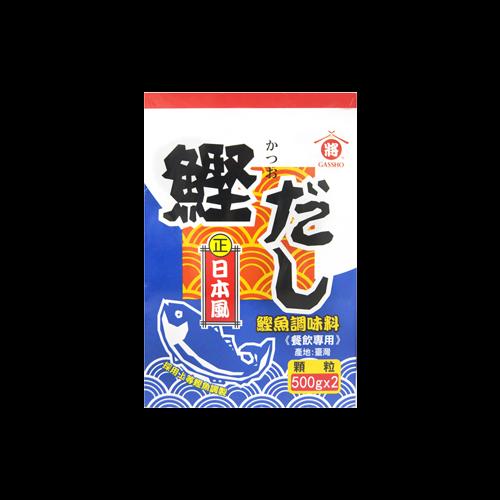 將鰹魚調味料1kg