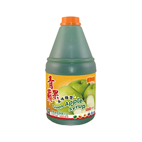 精選.青蘋果調味糖漿