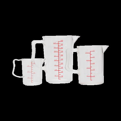 三能 PC耐熱量杯(SN4706/SN4707/SN4708)