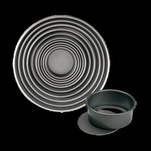 三能 硬膜活動蛋糕模(SN5001/SN5011/SN5021/SN5041)