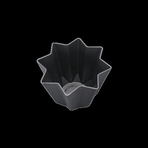 三能 SN6807矽利康不沾八星菊花模(小)