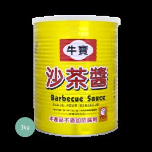 牛寶沙茶醬3kg