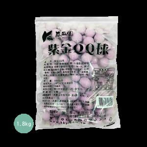 瓜瓜園紫金QQ球300g