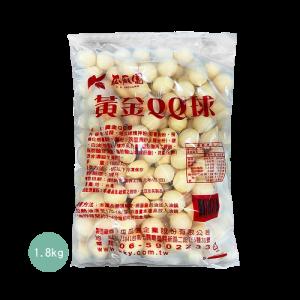 瓜瓜園黃金QQ球300g