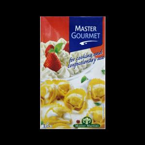 Master Gourmet 植物性鮮奶油(無糖)1L