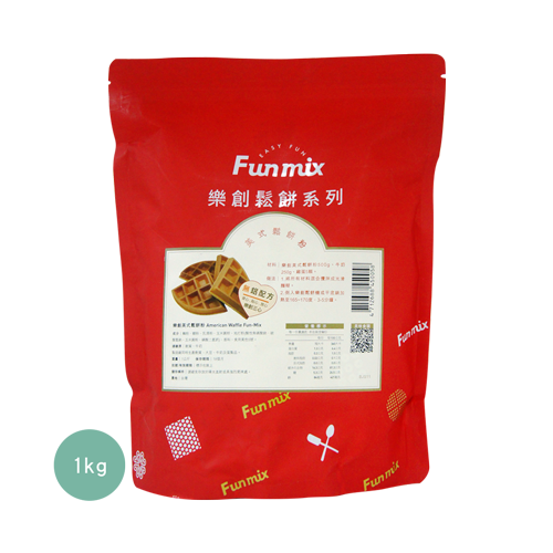 樂創美式鬆餅粉1kg