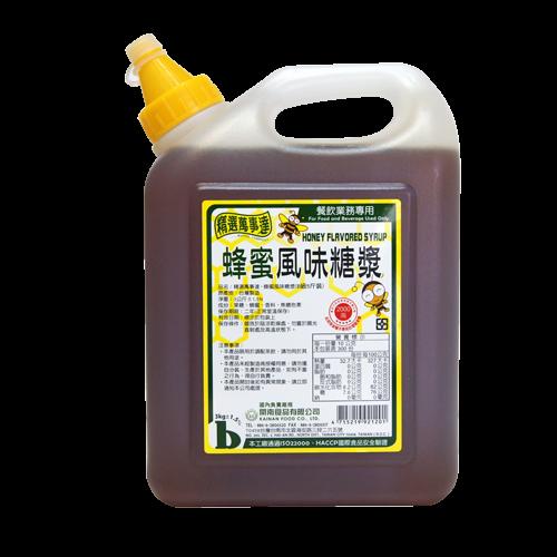 週年慶優惠-精選.調和蜂蜜糖漿(B級)