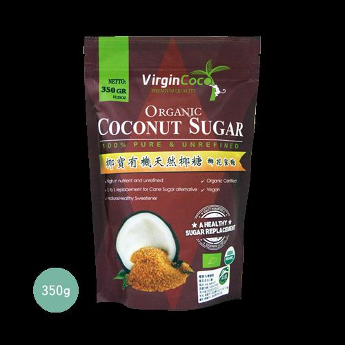 椰寶天然有機椰糖350g