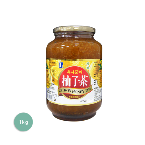 極品蜂蜜柚子茶1kg
