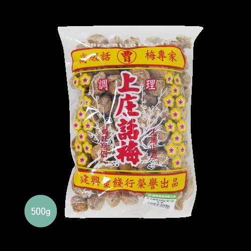 曹白話梅(中)500g