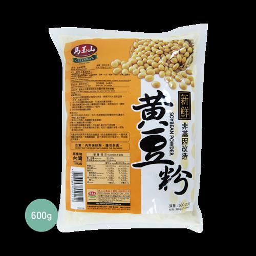 馬玉山純天然黃豆粉600g
