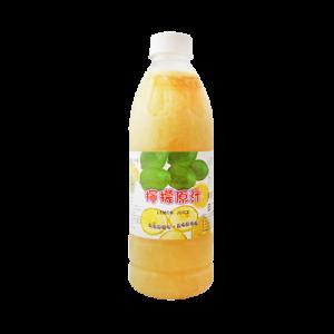 永大食品 檸檬原汁960CC-冷凍