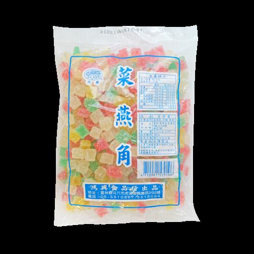 允億金 菜燕角450G(軟糖)