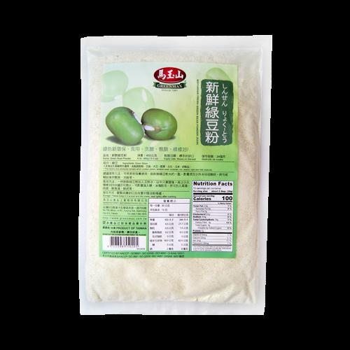 馬玉山純天然新鮮綠豆粉450G
