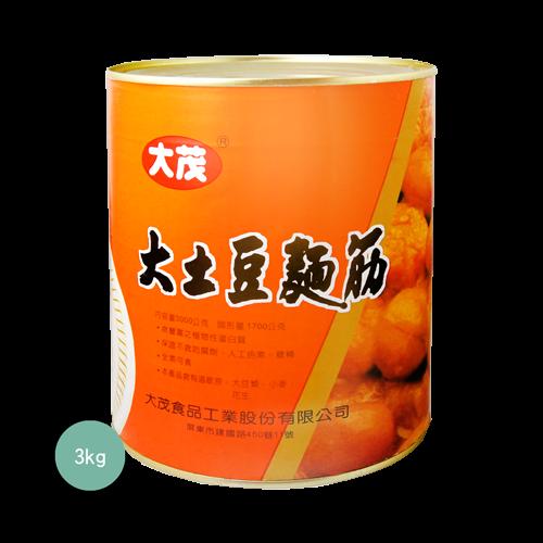 大茂土豆麵筋3kg