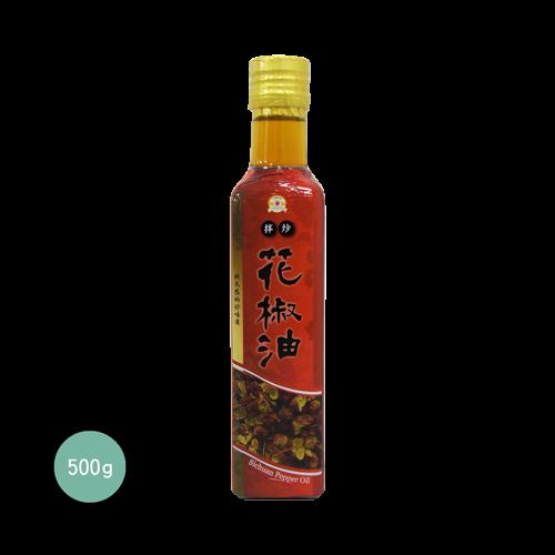 佳輝(素)拌炒花椒油240g
