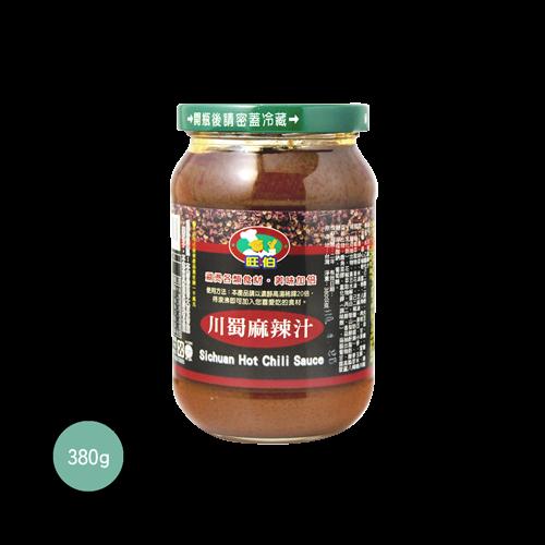 旺伯川蜀麻辣汁380g