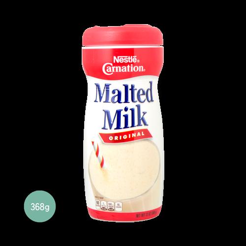 三花麥芽牛奶調製飲品罐裝368g