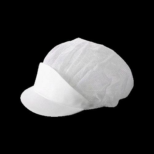 佰潔鴨舌全罩式網帽