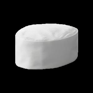 佰潔廚師用白帽附網