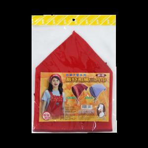佰潔和風三角巾(綁帶式)