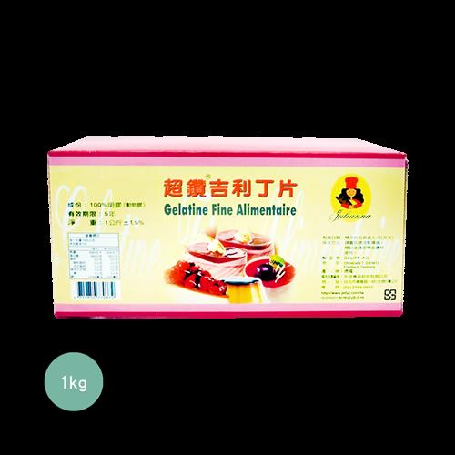 永詮-超鑽吉利丁片1kg