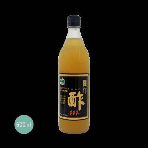週年慶優惠-穀盛陳年醋600ml
