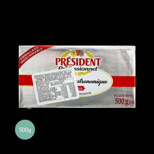 母親節推薦-總統無鹽奶油500g