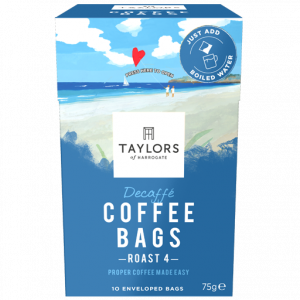 泰勒Decaffe咖啡包(低咖啡因)10入
