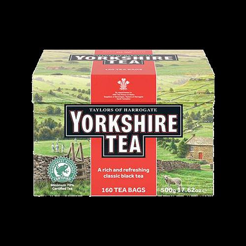 Taylors英國-泰勒約克夏紅牌紅茶160入