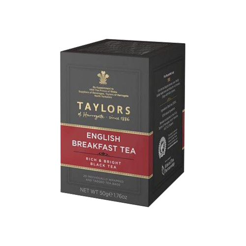 Taylors英國-泰勒英式早安茶20入