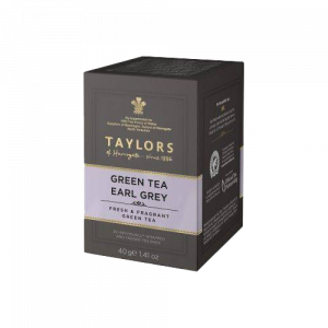 Taylors英國-泰勒伯爵綠茶20入