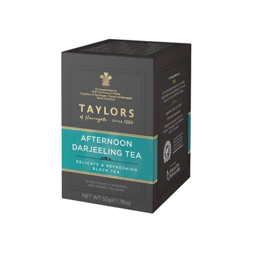Taylors英國-泰勒大吉嶺午茶20入