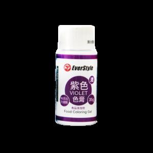 柏泰紫色色膏35G